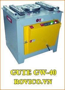 Máy uốn sắt Gute GW40
